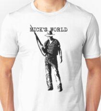 Mick's World T-Shirt