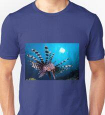 Lionfish, Wakatobi National Park, Indonesia T-Shirt