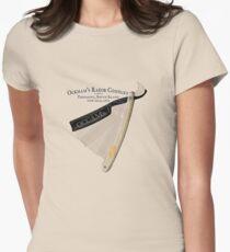 occam's razor Women's Fitted T-Shirt