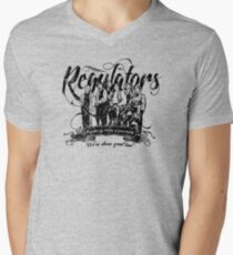 Regulators - Young Guns Men's V-Neck T-Shirt