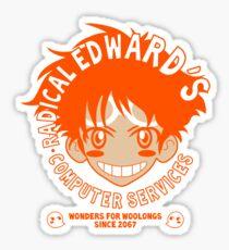 Radical Computer Services Sticker
