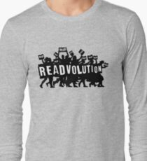 READVOLUTION Long Sleeve T-Shirt