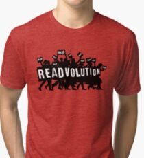 READVOLUTION Tri-blend T-Shirt