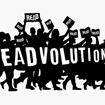 READVOLUTION by annaOMline