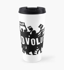 READVOLUTION Travel Mug