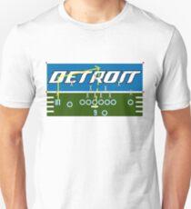 Detroit Touchdown Unisex T-Shirt