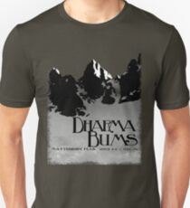 dharma bums - matterhorn peak Slim Fit T-Shirt