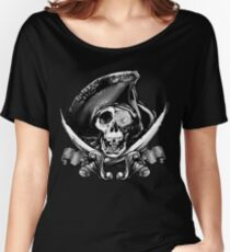 Never Say Die - One Eyed Willie Women's Relaxed Fit T-Shirt
