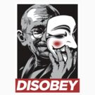 Disobey II Poster Version by jimiyo
