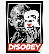 Disobey II Poster Version Poster