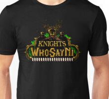 World of Ni-Craft Unisex T-Shirt