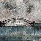 Sydney Harbour (recovery) by melodious
