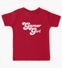 Gamer Girl Kinder T-Shirt
