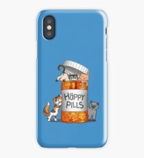 Happy Pills iPhone Case/Skin