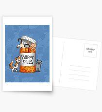 Happy Pills Postcards