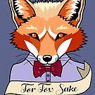 Fox Sake by GlitterZombie