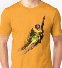 Bubble Trouble - jetpack rescue T-Shirt
