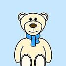 Bertie der Eisbär von Chopsy28