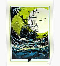 Ancient Seas Poster