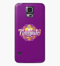 NAMASTE Case/Skin for Samsung Galaxy