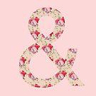 Floral Ampersand by ohsotorix3