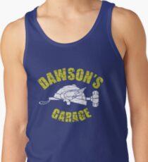 Dawson's Garage - Adventures in Babysitting Tank Top