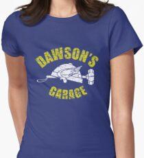 Dawson's Garage - Adventures in Babysitting Women's Fitted T-Shirt