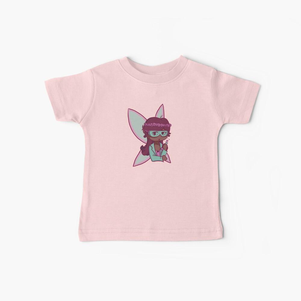 Fairy Scientist Baby T-Shirt