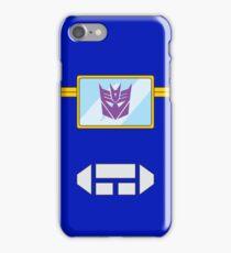 Soundwave - Transformers 80s iPhone Case/Skin