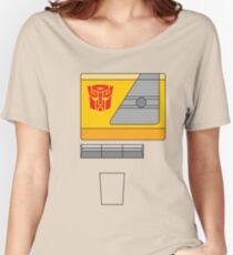 Blaster - Transformers 80s Women's Relaxed Fit T-Shirt