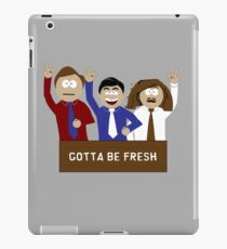Tight Butthole Crew iPad Case/Skin