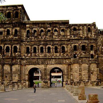 Porta Nigra by NyiZla