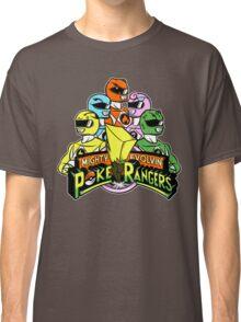 Poke Rangers Classic T-Shirt