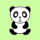 Kola der Panda von Chopsy28