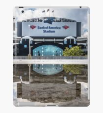 panthers stadium iPad Case/Skin