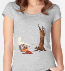 Luna Shirt Women's Fitted Scoop T-Shirt