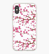 Cherry Blossom Flowers iPhone Case