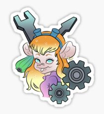 Gadget Sticker