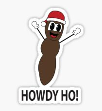 Mr. Hankey The Christmas Poo South Park Sticker