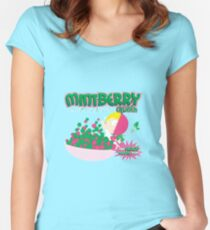 Mint Berry Crunch South Park Women's Fitted Scoop T-Shirt