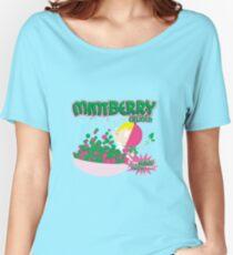 Mint Berry Crunch South Park Women's Relaxed Fit T-Shirt