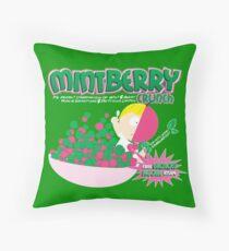 Mint Berry Crunch South Park Throw Pillow