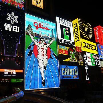 Dotonbori, Osaka by NIPPONGA