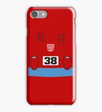 Smokescreen - Transformers 80s iPhone Case/Skin
