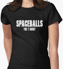 Spaceballs Markenartikel Tailliertes T-Shirt für Frauen