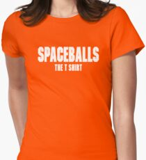 Spaceballs Branded Items Womens Fitted T-Shirt