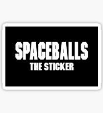 Spaceballs Branded Items Sticker
