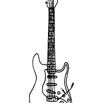 Electric Guitar by Number14