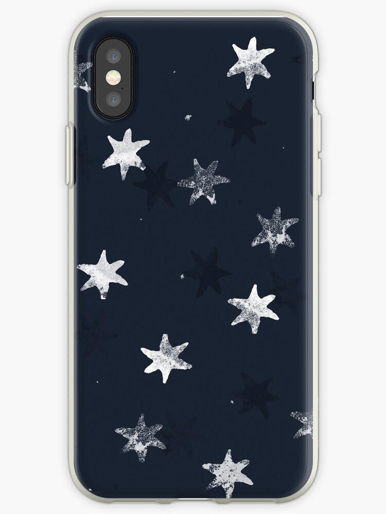"""""""Stamped Star"""" iPhone Cases & Covers by lollylocket"""