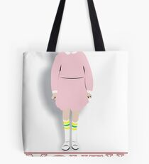 Mouth Breather Stranger  Tote Bag